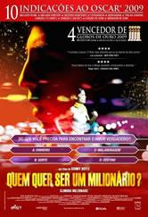 Poster do filme Quem Quer Ser um Milionário?