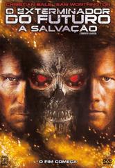 Poster do filme O Exterminador do Futuro 4: A Salvação