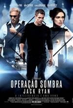 Poster do filme Operação Sombra - Jack Ryan
