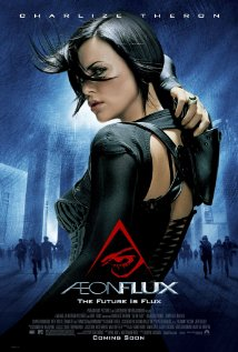 Poster do filme Æon Flux