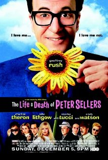 Poster do filme A Vida e Morte de Peter Sellers