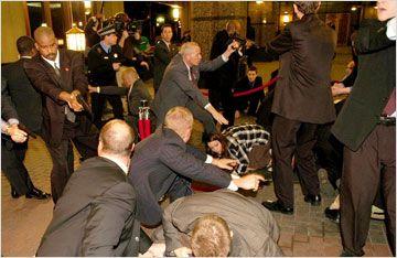 Imagem 1 do filme A Morte de George W. Bush