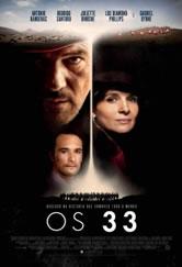 Poster do filme Os 33