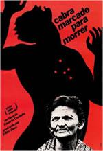 Poster do filme Cabra Marcado para Morrer