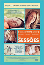 Poster do filme As Sessões