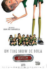 Poster do filme Um Time Show de Bola