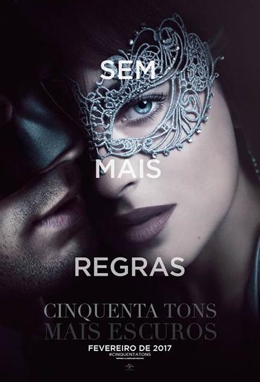 Poster do filme Cinquenta Tons Mais Escuros