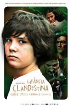 Poster do filme Infância Clandestina
