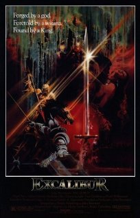 Poster do filme Excalibur
