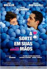Poster do filme A Sorte em Suas Mãos