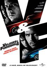 Poster do filme Velozes e Furiosos 4