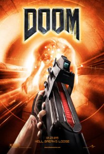Poster do filme Doom - A Porta do Inferno
