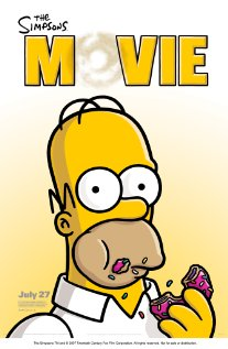Poster do filme Os Simpsons - O Filme