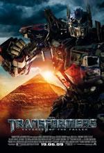 Poster do filme Transformers 2: A Vingança dos Derrotados