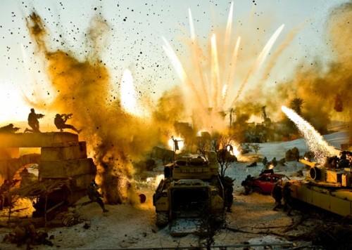 Imagem 3 do filme Transformers 2: A Vingança dos Derrotados