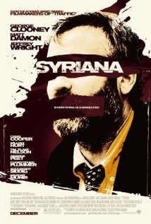 Poster do filme Syriana - A Indústria do Petróleo