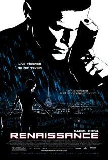 Poster do filme Renaissance