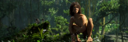 Imagem 1 do filme Tarzan - A Evolução da Lenda
