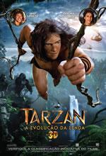 Poster do filme Tarzan - A Evolução da Lenda