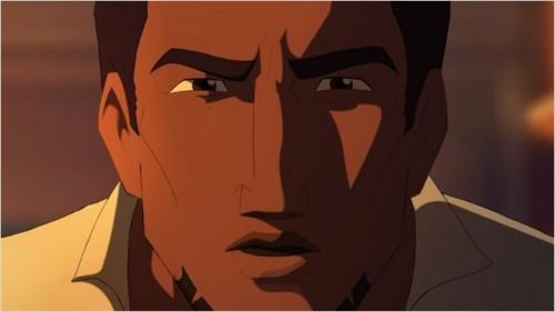 Imagem 1 do filme Uma História de Amor e Fúria