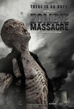 Poster do filme Massacre Zumbi