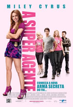 Poster do filme A Super Agente