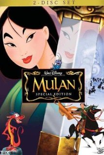 Poster do filme Mulan