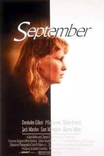 Poster do filme Setembro