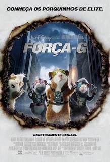Poster do filme Força G