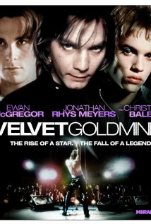 Poster do filme Velvet Goldmine