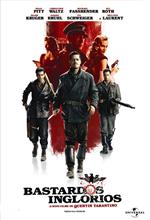 Poster do filme Bastardos Inglórios