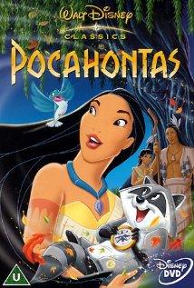 Poster do filme Pocahontas - O Encontro de Dois Mundos