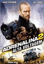 Poster do filme Adrenalina 2: Alta Voltagem