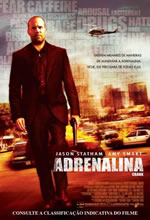 Poster do filme Adrenalina