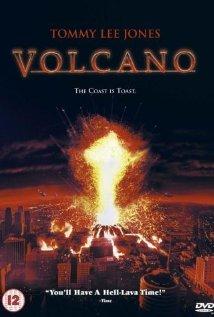 Poster do filme Volcano