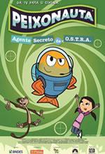 Poster do filme Peixonauta - Agente Secreto da O.S.T.R.A.
