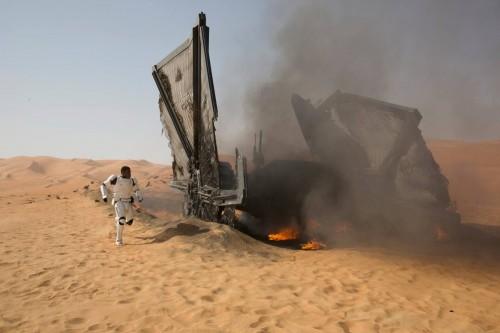 Imagem 1 do filme Star Wars: O Despertar da Força