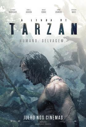Imagem 1 do filme A Lenda de Tarzan
