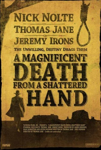 Imagem 1 do filme A Magnificent Death from a Shattered Hand