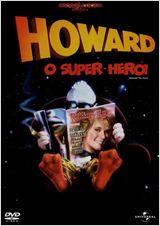 Poster do filme Howard, O Super Herói