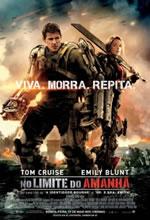 Poster do filme No Limite do Amanhã