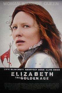 Poster do filme Elizabeth - A Era de Ouro