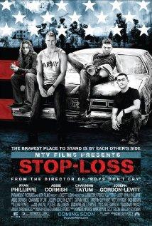 Poster do filme Stop-Loss - A Lei da Guerra