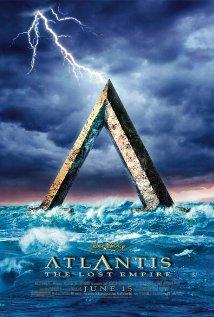 Poster do filme Atlantis - O Reino Perdido