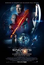 Poster do filme Ender's Game - O Jogo do Exterminador