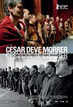 Poster do filme César Deve Morrer