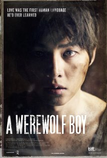 Poster do filme A Werewolf Boy