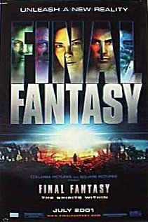 Poster do filme Final Fantasy
