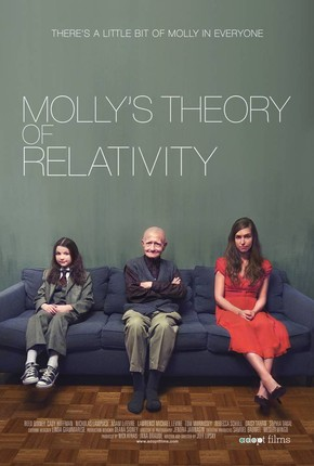 Poster do filme Molly's Theory of Relativity