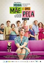 Poster do filme Minha Mãe é uma Peça - O Filme